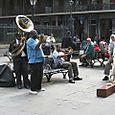 Jackson Square Jazz Band
